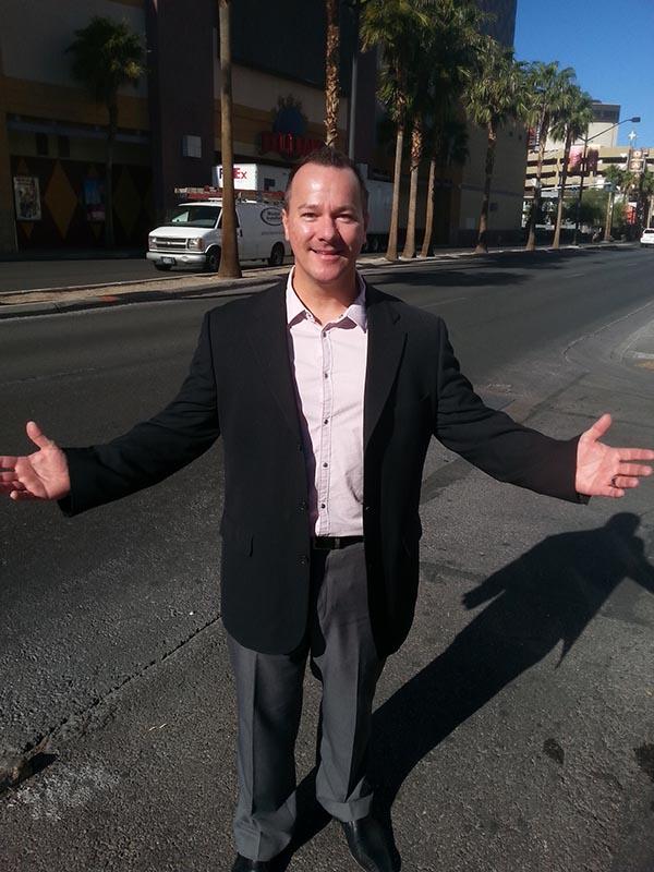 Bail Bondsman in Las Vegas Marc Gabriel