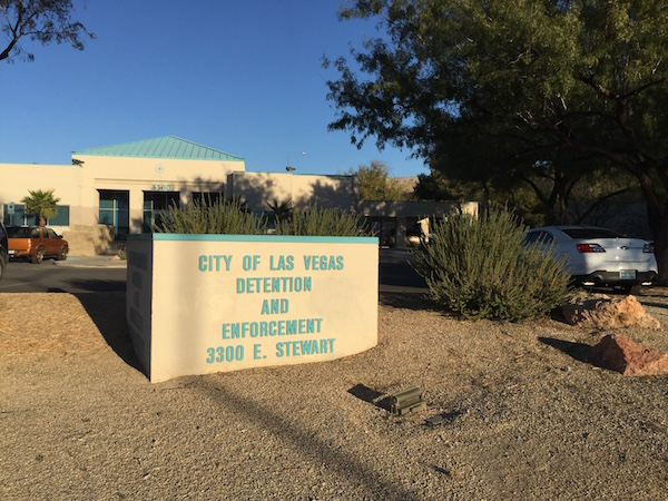 Las Vegas Detention Center holds DUI Inmates