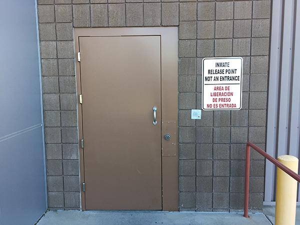 Henderson Nevada Jail Inmate Release
